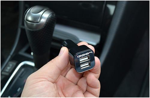 Тест сетевых и автомобильных зарядных устройств IPPON