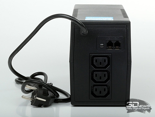 ИБП IPPON Back Power Pro LCD 600