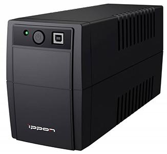 Back Basic 650 Euro – новая модификация самого доступного ИБП IPPON для подключения устройств с евророзетками