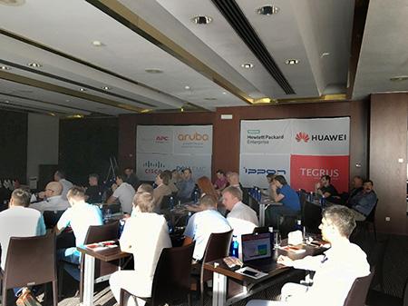 Конференция Tegrus