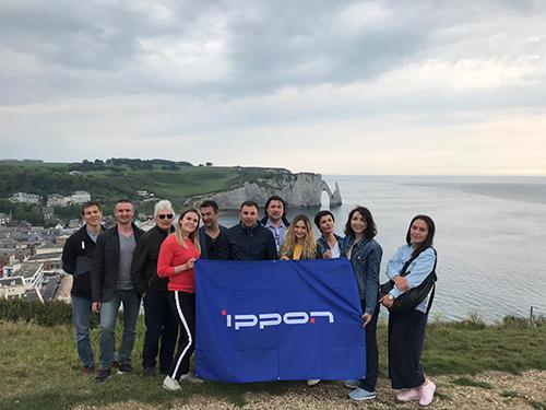 IPPON провел партнёрскую конференцию в Нормандии