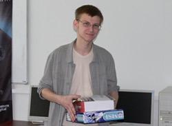 2 место – Грушко Сергей