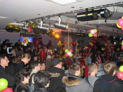 фоторепортаж с праздника в ТК «Горбушкин Двор»
