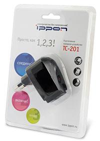 зарядное устройство Ippon TC-201