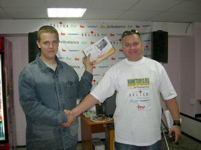 победитель конкурса Acorp TV-тюнер