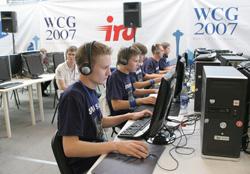 Финалисты российского этапа Чемпионата мира по компьютерным играм WCG 2007 определены
