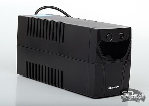 Недорогой ИБП IPPON Back Power Pro LCD 600
