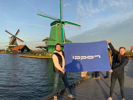Выездная конференция IPPON в Амстердаме