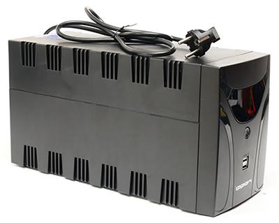 Ippon Smart Power Pro II Euro 1200 – доступный UPS для дома и офиса