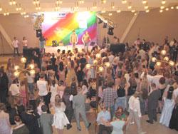 Московский Бал Выпускников 2006 года