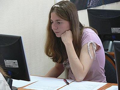 Наталья Семенова отважно боролась с системными ошибками