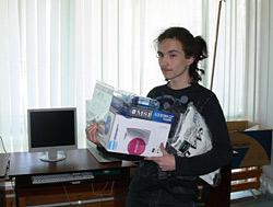 1 место – Билунов Дмитрий