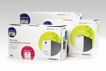 Просто, как 1, 2, 3. ИМА-дизайн создала «говорящую» коробку для IPPON