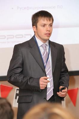 бренд-менеджер IPPON Игорь Полуэктов