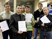 Победители «Осеннего турнира для IT-шников» получили заслуженные призы