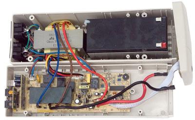 внутреннее устройство IPPON Back Power Pro 800