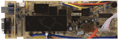 плата электроники Ippon Back Comfo Pro